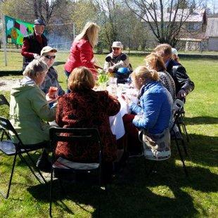 4.maijs - Baltā galdauta svētki